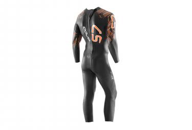 Combinaison Néoprène ORCA S7 Noir Orange