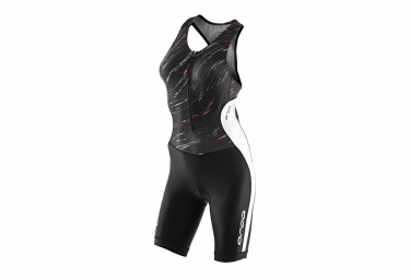 ORCA Core RACE Women's Trisuit Black White