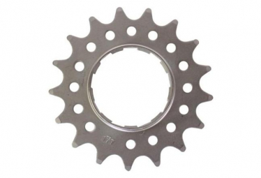Forward CrMo Cog Silver