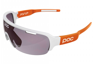 Poc DO Half Blade Avip Glasses Hydrogen White Zink Orange / Violet