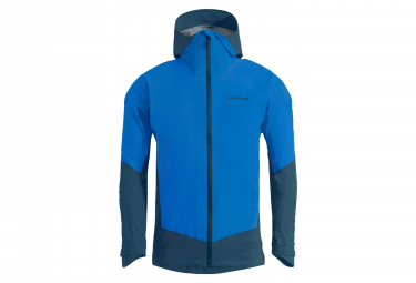 Vaude Croz 3L Waterproof Jacket III Blue
