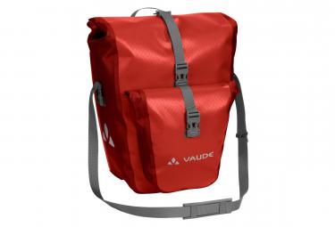 Vaude Aqua Back Plus Trunk Bag  Pair  Red