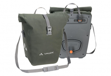Vaude Aqua Back Deluxe Trunk Bag Black