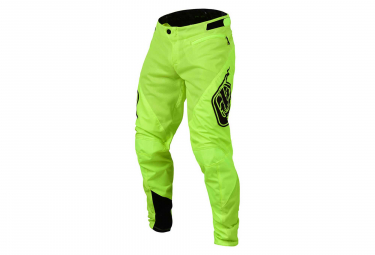 Troy Lee Designs Sprint Youth Trousers Neon Yellow