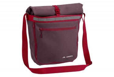 Sacoche de porte-bagage VAUDE ShopAir Back Violet