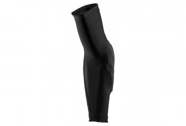 100% Teratec Elbow Guards Black