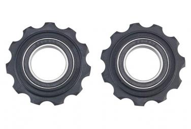 BBB RollerBoys 11 teeth Jockey Wheels Sram Compatible Noir