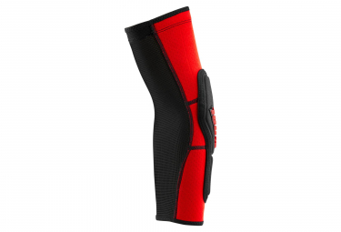 100% Ridecamp Elbow Guard Red/Black