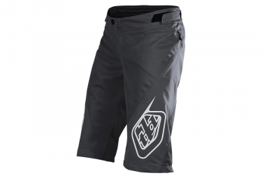 Troy Lee Designs Sprint MTB Shorts No Liner Charcoal Black