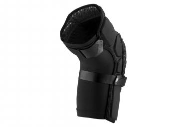 100% Surpass Knee Guard Black