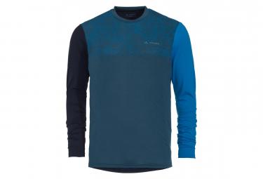 Vaude Moab Jersey Blue