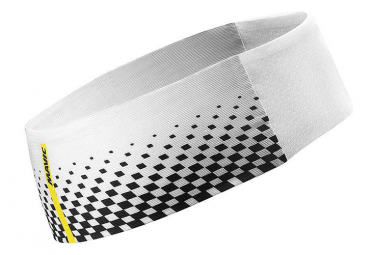 Mavic Hat Cosmic Summer Headband White/Black