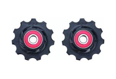 Galets Roulements Céramique BBB RollerBoys 11 Dents Noir