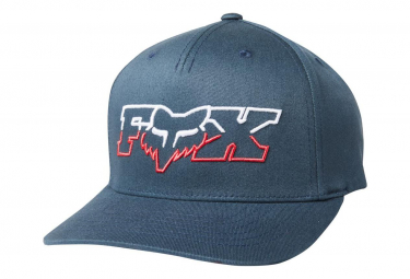 Fox Cap Duel Head 110 Navy / Red