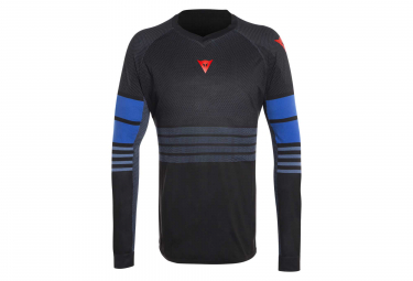 Dainese HG 1 Long Sleeves Jersey Iris Black Aster Blue