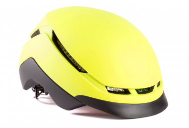 Helmet City Bontrager Charge WaveCel Yellow Radioactive