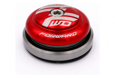 Forward Integrated Headset Tapered 45 x 45 Red