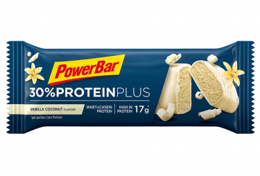 POWERBAR Bar PROTEIN PLUS 30% 55gr Vanilla Coconut