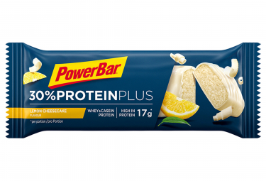 Image of Barre proteinee powerbar 30 protein plus 55gr citron cheesecake