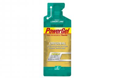 POWERBAR Gel POWERGEL ORIGINAL 41gr Lemon Lime