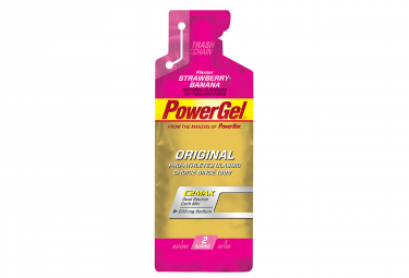 POWERBAR Gel POWERGEL ORIGINAL 41gr Strawberry Banana