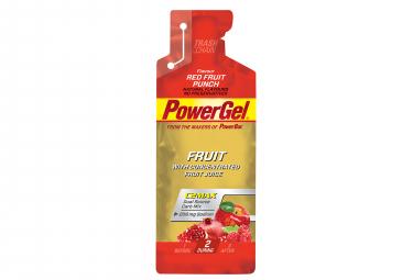 POWERBAR Gel POWERGEL FRUIT 41gr Red Fruit Punch
