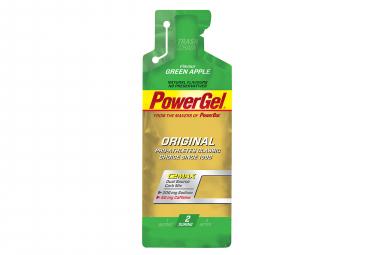Gel Energétique Powerbar Powergel Original 41gr Pomme Verte