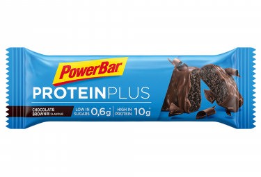 POWERBAR Bar PROTEIN PLUS LOW SUGAR 35gr Schokoladenbrownie