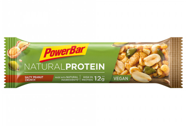 POWERBAR Bar NATURAL PROTEIN 40gr Salty Peanut Crunch