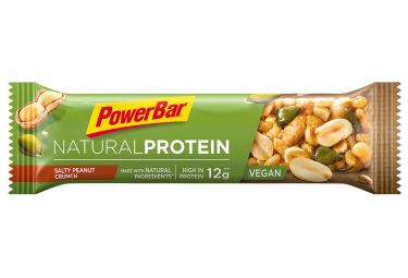 Barre Protéinée Powerbar Natural Protein 40gr Cacahuètes
