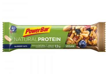 POWERBAR Bar NATURAL PROTEIN 40gr Blaubeernüsse