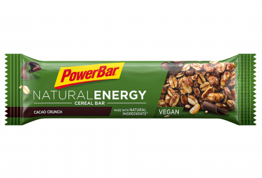 Barre Energétique Powerbar Natural Energy Cereal 40gr Cacao Crunch