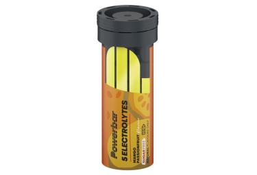 Boisson Energétique Powerbar 5 Electrolytes 10 comprimés Mangue Passion