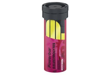 Boisson Energétique Powerbar 5 Electrolytes 10 comprimés Framboise