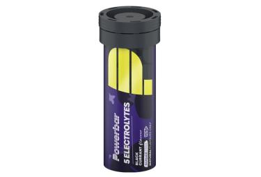 Boisson Energétique Powerbar 5 Electrolytes 10 comprimés Cassis