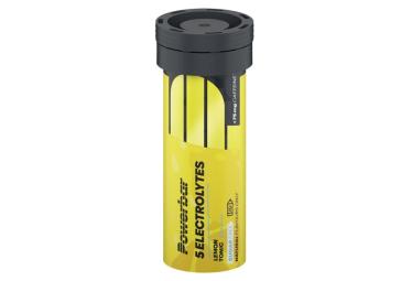 Boisson Energétique Powerbar 5 Electrolytes 10 comprimés Citron Tonic