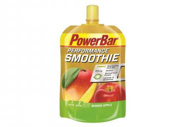 Gel Energétique Powerbar Powergel Smoothie 90gr Mangue Pomme