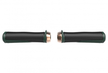 Poignées BBB Cobra 142mm Noir Vert