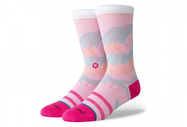 Stance Socks Wearing All The Hues White