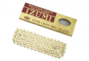 Izumi Chain Standard Track Gold