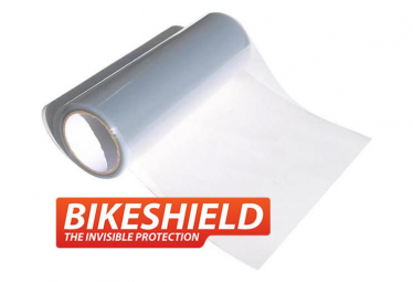 Bikeshield Clearshield 18m x 10cm Clear