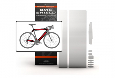 Bikeshield Kit Fullpack Regular Clear
