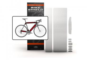 Kit Protections de Cadre Bikeshield Fullpack Regular Transparent