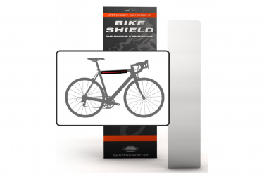 Bikeshield protection frame tube shield small