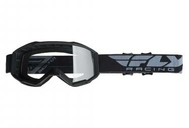Máscara Fly Racing Focus clear black