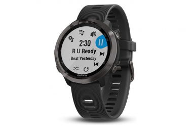 Garmin Forerunner 645 Music GPS Watch Grey/Black