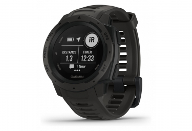Garmin Instinct Black GPS Watch