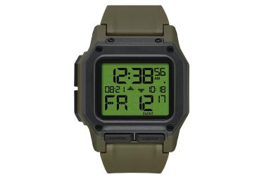 Nixon Regulus 46 mm Watch Surplus Carbon