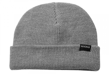 Nixon Kos Beanie Heather Gray