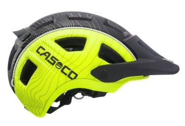 Casco Helmet MTB E Black/ Neon